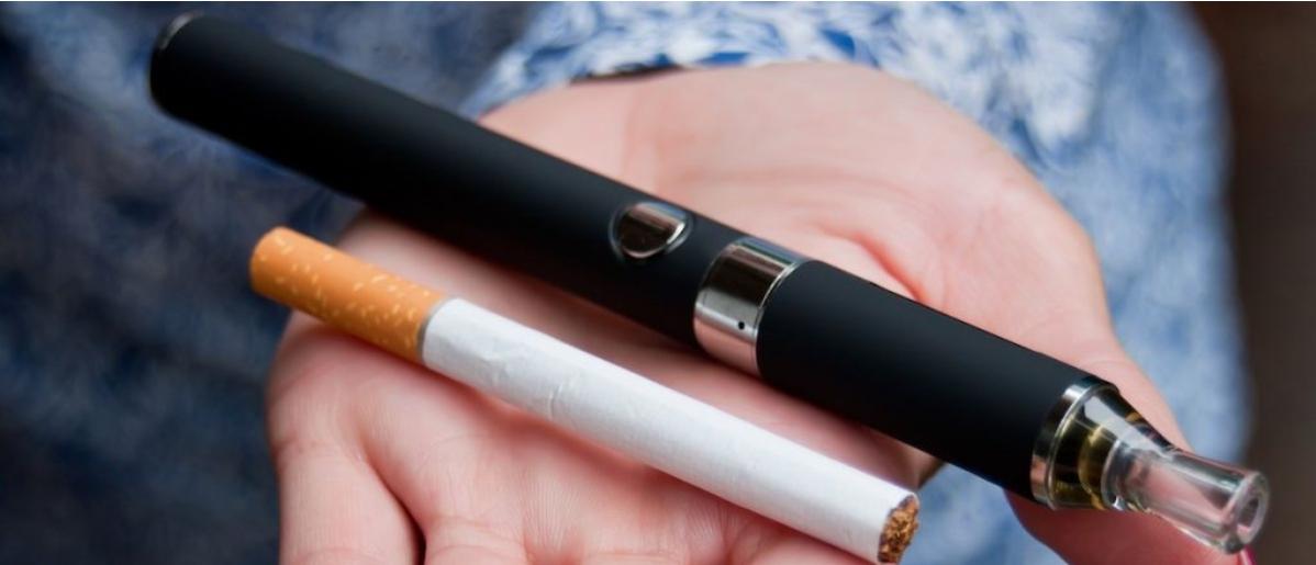 บุหรี่ไฟ้ฟ้าตัวช่วยเลิกบุหรี่ม้วน!!