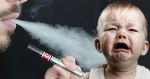 พ่อจ๋า บุหรี่ไฟฟ้าอันตรายมากกว่าที่คิด